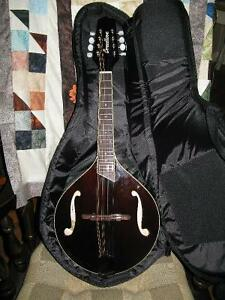 Breedlove mandolin for sale