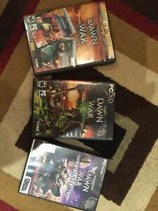 Dawn of War PC Game with Expansions Oakville / Halton Region Toronto (GTA) image 4