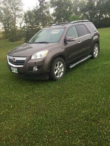 2008 Saturn OUTLOOK XR SUV, Crossover