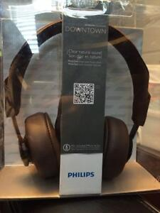 Philips Dowtown Headphones