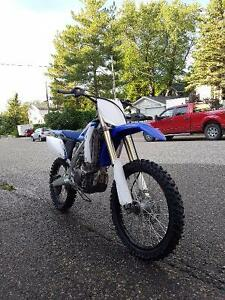 2012 YZ 250F WITH OWNERSHIP