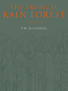 The Tropical Rain Forest: An Ecological Study-ExLibrary