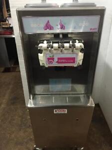 Soft Serve Ice Cream Machine - Twin Twist - Commercial - Taylor 794-27