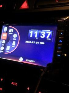 RADIO DOUBLE DIN DUAL TOUCH SCREEN