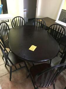 Table And 6 Chairs Brand New