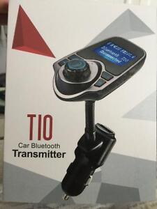 Bluetooth fm transmitter for your car. Cranbrook