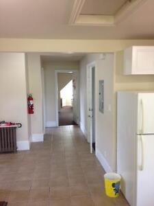 3 BEDROOM UNIT IN FOURPLEX - very clean available now!!