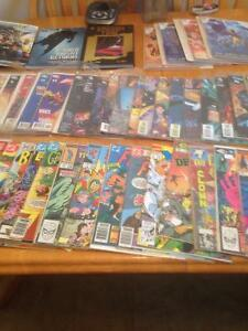 252 collectible comic books
