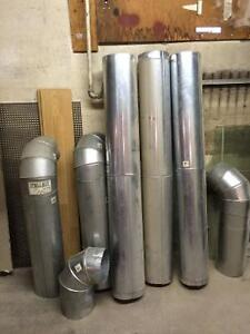 Pipes for air furnace or other uses