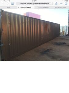 """Shipping containers 40ft GP 8'6"""" supplied & delivered to Cowra Cowra Cowra Area Preview"""