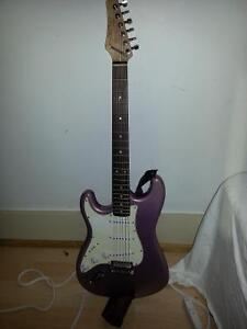 SX Vintage Series Electric Guitar