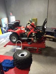 SNOWMOBILE, ATV, UTV, AND SMALL ENGINE REPAIR AND ACCESSORIES Strathcona County Edmonton Area image 4