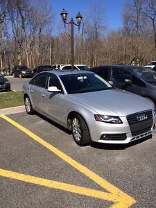 Audi certifiée, sous garantie + Audi Care (2) (négociable)