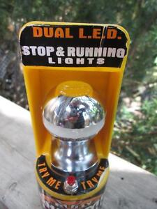 """Bully 1-7/8"""" Chrome Plated Steel Shank Trailer Hitch Ball w. LED London Ontario image 2"""