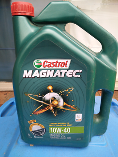 CASTROL MAGNETIC 10W-40  ENGINE OIL