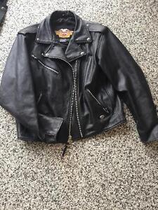 Leather Jacket St. John's Newfoundland image 1