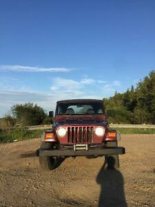 2002 Jeep TJ Other