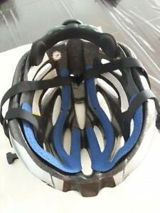 Louis Garneau ALTO Casque/Helmet Gris/Grey Adulte PETIT/SMALL West Island Greater Montréal image 3