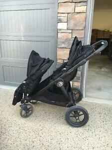 Black City Select Stroller