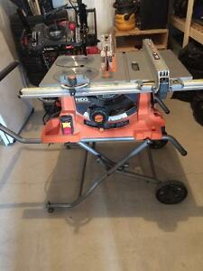 Ridged R4513 Portable Table Saw