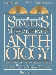 The Singer's Musical Theatre Anthology - Volume 3 by Hal Leonard Publishing...