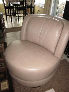 Authentic Leather Chair