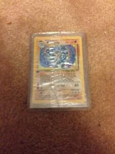 Machamp sealed in original package (1st ed) & Starter box $150