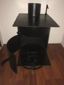 """12"""" Wood Pot Belly Stoves"""