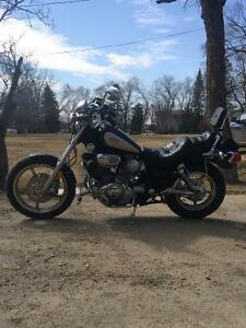 Yamaha Virago 1100, trade for dirt bike, or for sale