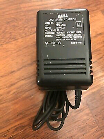 Sega official mega drive 1 power supply/ read add before replying