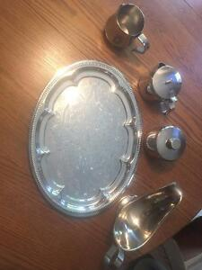 Stainless Steel Tea Set Windsor Region Ontario image 2