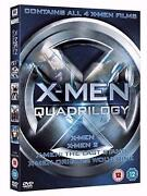 X Men Quadrilogy