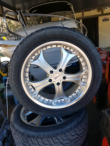 RANGE ROVER HP DESIGN 4x 20'×8.5  275/45R20 ****MAKE AN OFFER**** Huskisson Shoalhaven Area Preview