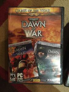 Dawn of War PC Game with Expansions Oakville / Halton Region Toronto (GTA) image 2