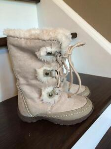 Nine West Girls Boots, Toddler Size 9