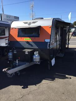 2017 JB Caravans, DIRT ROADER EXTREME, Feature packed....