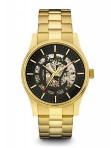 Caravelle New York Men's 44A107 Analog Display Mechanical Hand W