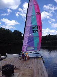 Hobie 17 Looking for a good home