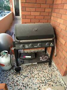 Jumbuck 4 burner BBQ Bondi Eastern Suburbs Preview