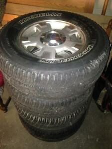 2012 f150 rims and tires
