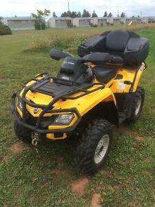 2012 Can-Am ATV