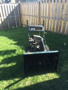 10.5 HP Yardworks