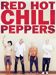RED HOT CHILLI PEPPERS .. SUNDAY ROGERS PLACE