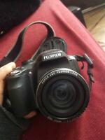 "Fujifilm Finepix ""S"" 28X Zoom Digital Camera"