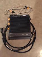 Lowrance Structure Scan Box