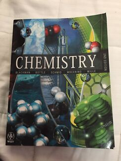 Chemistry Blackman Bottle 2nd edition