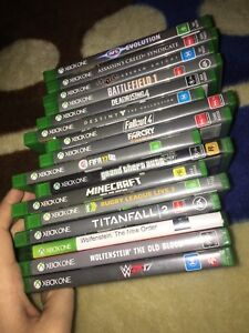 Xbox One One Games Sale ! Taigum Brisbane North East Preview