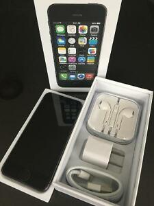 Apple iPhone 5S 64GB Space Gray - Unlocked W/Wind - READY TO GO!