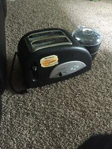 Bacon and egged Toaster