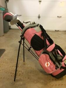 Girls Youth Golf Clubs Left Hand